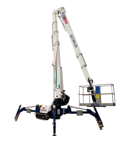 CELA Spinhoogwerker DT30S
