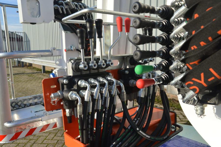 Easylift spinhoogwerker R130