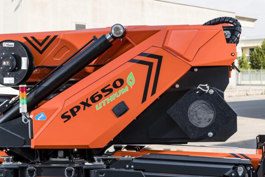 Jekko Minihijskraan SPX650