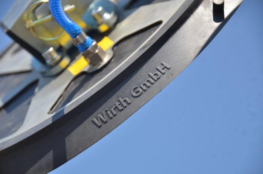 Wirth Glaszuiger GL-N800