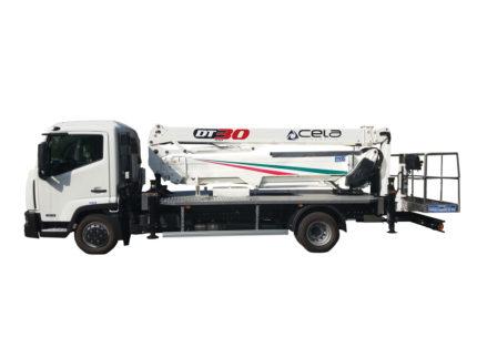 CELA DT30 vrachtwagenhoogwerker