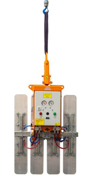 Wirth Panelenzuiger KS-BN 400