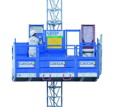 GEDA Transportplatform 1200Z/ZP