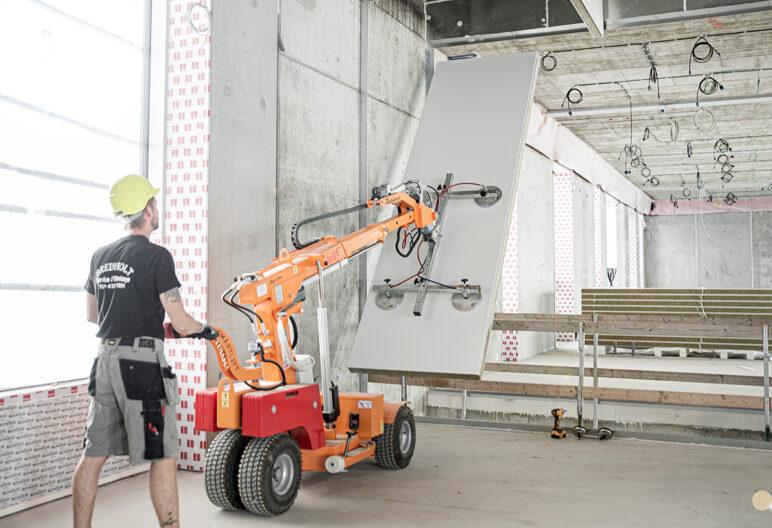 Smartlift panelen montage