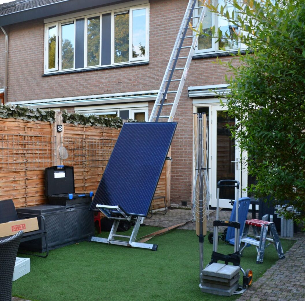 GEDA solarlift acculift