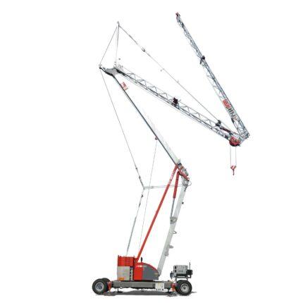 Mobiele bouwkraan 24 meter