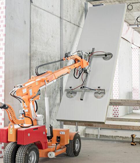 Smartlift homepage HOCAP